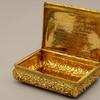 Antique Gilt Snuff Box