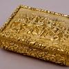 Antique Silver/Gold Snuff Box