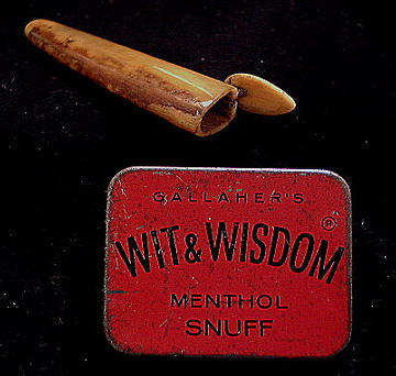 Gallaghers Wit and Wisdom Snuff