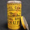 Gawith Kendal Brown Snuff Tall Tin