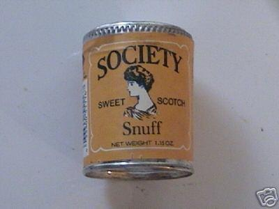 Society Scotch Snuff