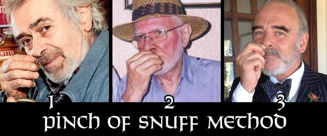 Techniques - Modern Snuff